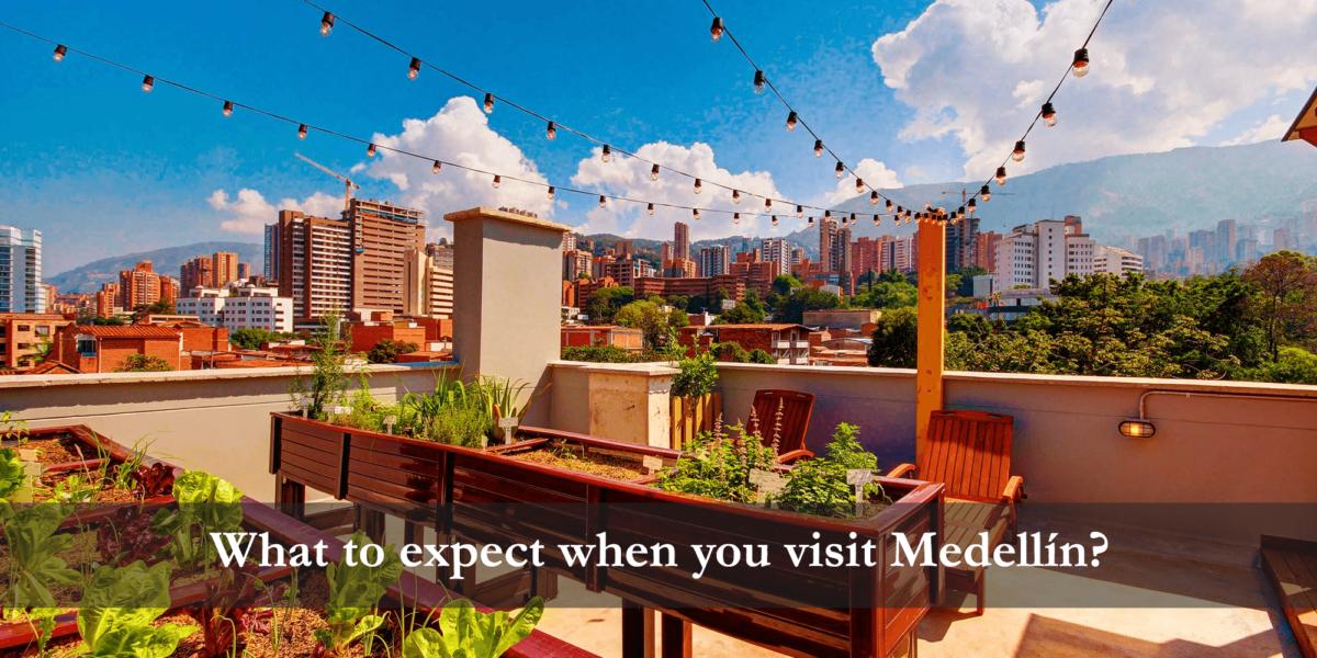 Visit Medellín